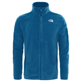 The North Face 100 Glacier Full Zip Men Monterey Blue